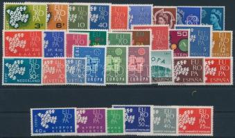 Europa CEPT 33 stamps, Europa CEPT 33 klf bélyeg