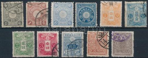 1899-1919 11 klf bélyeg