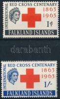 100 éves a Nemzetközi Vöröskereszt sor International Red Cross set