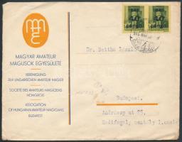 Inflation cover, (5. díjszabás) Helyi céges levél Kisegítő 2x40P/8f bérmentesítéssel