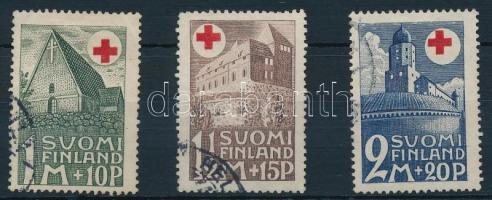 Vöröskereszt sor Red Cross set