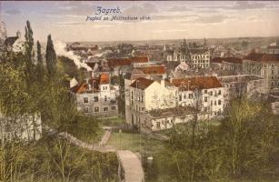 Zagreb, Mosinskieve ulice / street