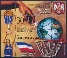 Basketball match block, Kosárlabda mérkőzés blokk