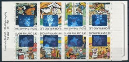 Valentin nap bélyegfüzet Valentine's Day stamp booklet