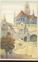 Budapest I. Halászbástya s: Singhoffer
