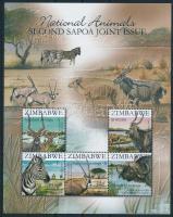Mammals block, Emlős blokk