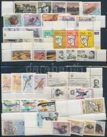 1979-1989 10 diff sets, 1979-1989 10 klf sor 2 db stecklapon