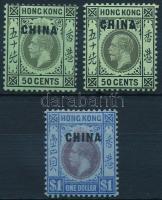 British postal service in China Brit posta Kínában
