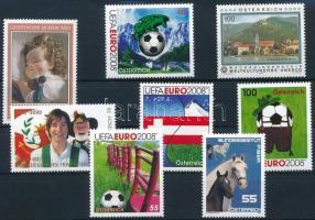 8 klf bélyeg 8 stamps