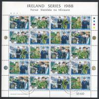 Irish security forces sheet Ír biztonsági erők ív