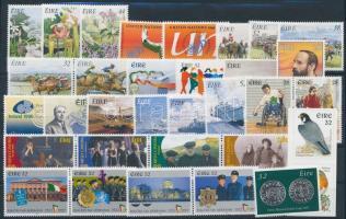 1995-1997 6 klf sor + 4 klf önálló érték + 1 négyestömb + 2 klf pár 1995-1997 6 sets + 4 stamps 1 block of 4 + 2 pairs