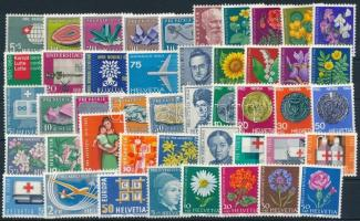 1959-1963 9 sets + 2 stamps, 1959-1963 9 klf sor + 2 klf önálló érték