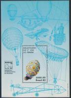 Nemzetközi Bélyegkiállítás blokk International Stamp Exhibition block