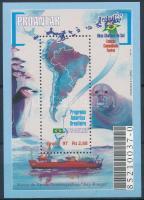 Antarktisz program blokk Antarctic program block
