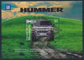 Hummer blokk Hummer block