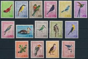 Madarak Birds