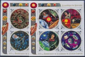 Copernicus blockpair block, Kopernikusz blokkpár blokk