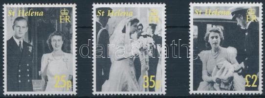 Királyi pár sor 3 értéke Royal Couple set 3 values