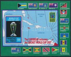 Cricket block Krikett blokk