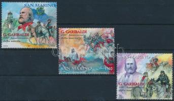Garibaldi sor Garibaldi set