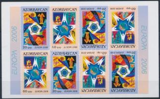 Europa CEPT bélyegfüzet Europa CEPT stamp-booklet