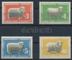 Livestock: Sheep set, Állattenyésztés: Juhok sor