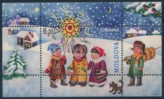Christmas block, Karácsony blokk
