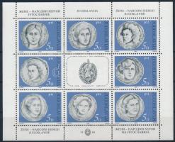 26 stamps + 1 mini sheet, 26 klf bélyeg + 1 kisív (köztük több összefüggés)