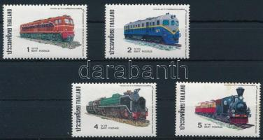 Mozdony sor Locomotive set