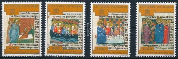 Szentek sor Saints set
