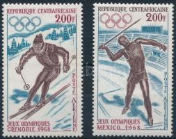 Téli olimpia sor Winter Olympics set