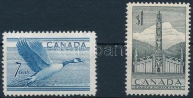 Forgalmi 2 érték Definitive 2 stamps