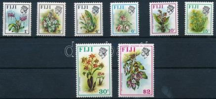 1971 Virágok Mi 276, 278, 279, 281, 283, 284, 287, 291 X