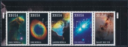 Edwin P. Hubble Asztronómus sor ötöscsíkban Edwin P. Hubble Astronomer set stipe of 5