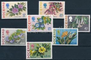 Virágok sor (**Mi EUR 40,-) Flowers set
