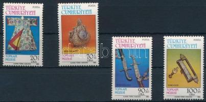Topkapi múzeum sor Topkapi Museum set