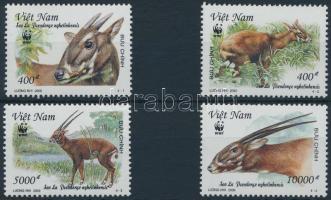 WWF: Antelope set, WWF: Antilop sor