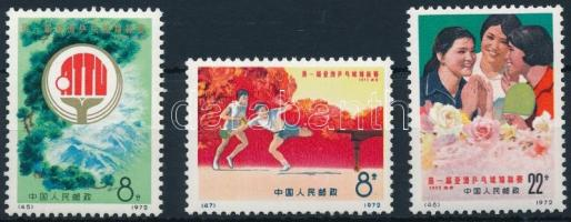 3 stamps, 3 bélyeg