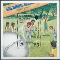Baseball blokk Baseball block