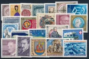 22 klf önálló érték 22 stamps