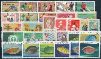1982 29 klf bélyeg, közte sorok