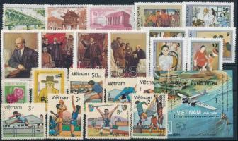 1984 22 klf bélyeg + blokk