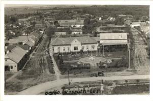 1941 Öcsöd, Kossuth tér, Rácz Ferenc photo (EK)