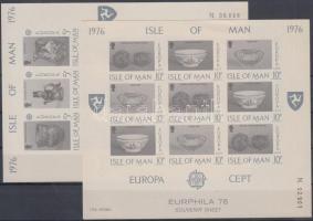 Europa CEPT memorial pair, Europa CEPT emlékív pár