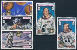 Apollo Program set Apolló program sor