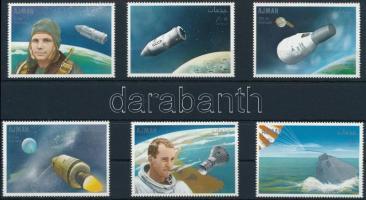 Űrrepülés sor Space Travel set