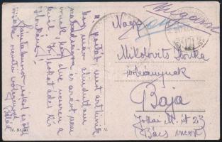"Tábori posta képeslap ""HP 171"" Field postcard ""HP 171"""