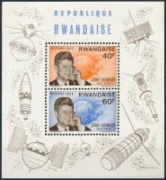 Space Research; Kennedy Block Űrkutatás; Kennedy blokk