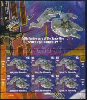 2007 Űrkutatás kisívsor Mi 1075-1076