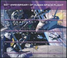 2011 Űrutazás teljesív Mi 1254-1269